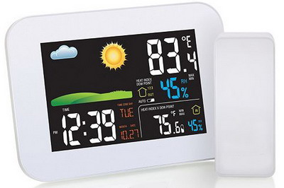 Colorful Wireless Colorful  Weather Station AW005