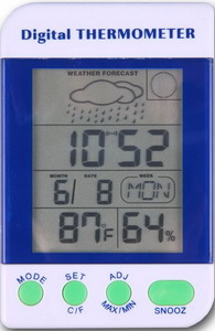 Digital Weather Station Thermometer AMT-110