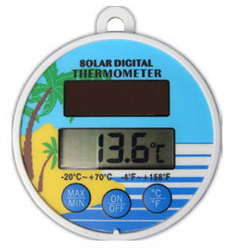 Solar Digital Floating Thermometer AMT-117