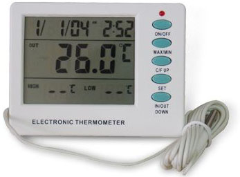 Digital Alert Thermometer AMT-108