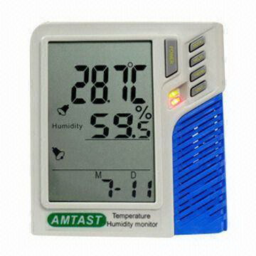Temp. Humidity Monitor and Online Loggers AMT208