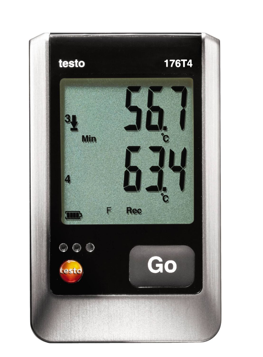 testo 176 T4 - Temperature data logger