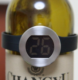 Wine Bottle Thermometer AMT-133