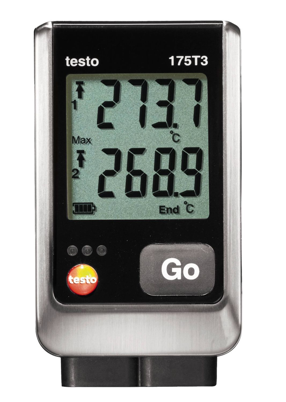 Testo 175 T3 - Temperature logger