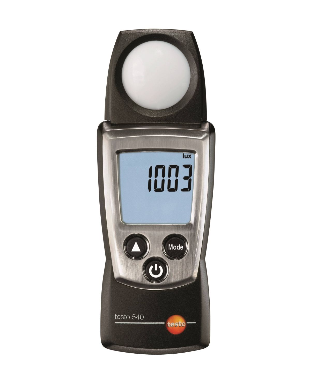 Pocket-Sized Lux Meter-Testo 540