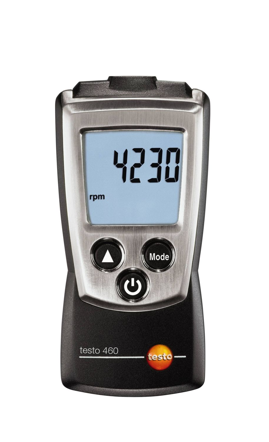 Testo 460 - Pocket-sized RPM meter
