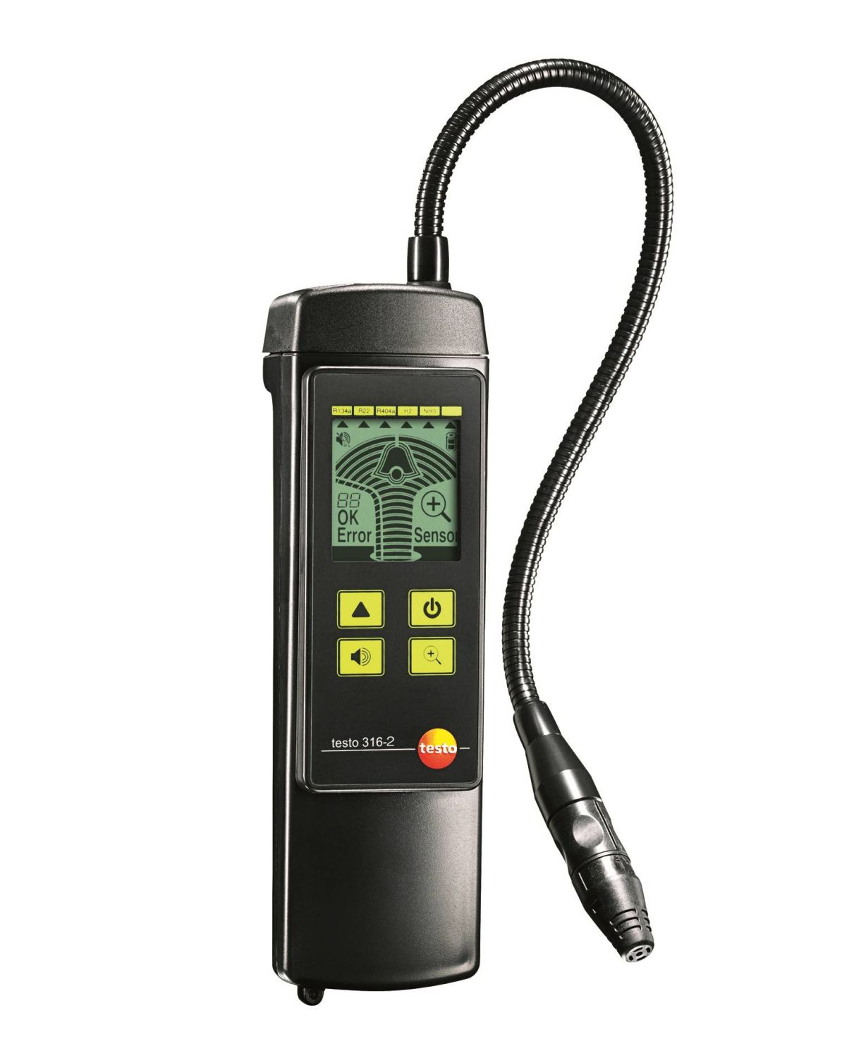Testo 316-2 - Multiple Gas leak detector