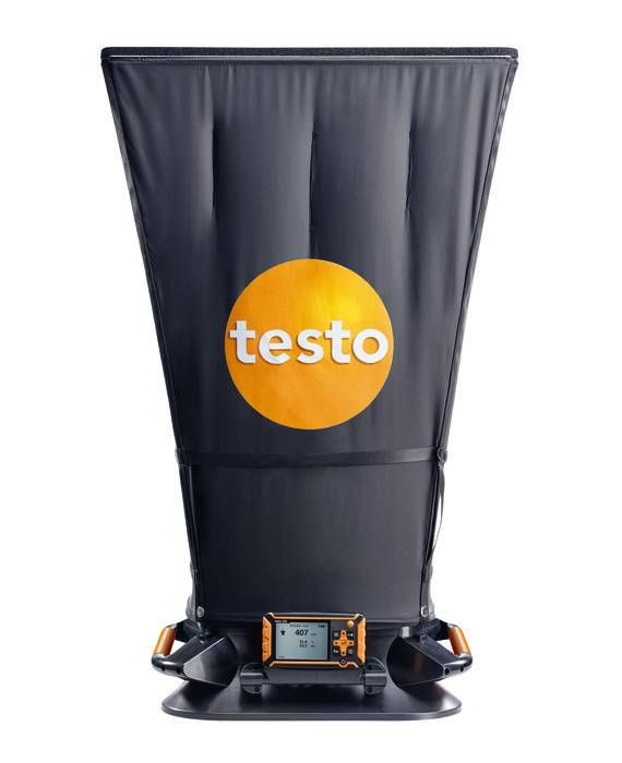 Testo 420 - air capture hood