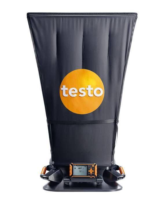 Testo 420 - air capture hood
