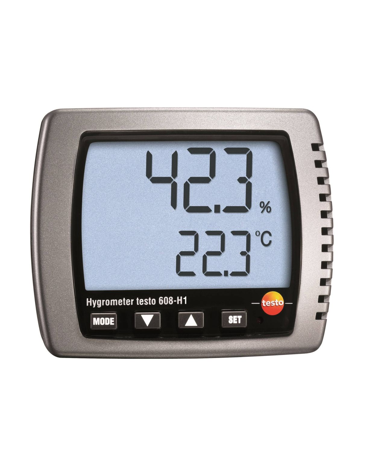 Testo 608-H1 - Digital thermohygrometer