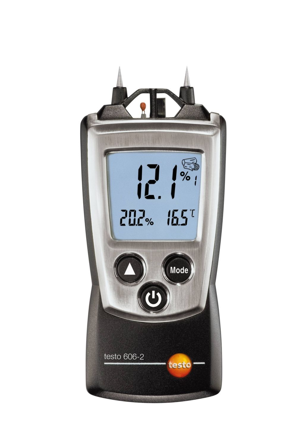 Moisture Meter for Material Moisture and Relative Humidity-Testo 606-2
