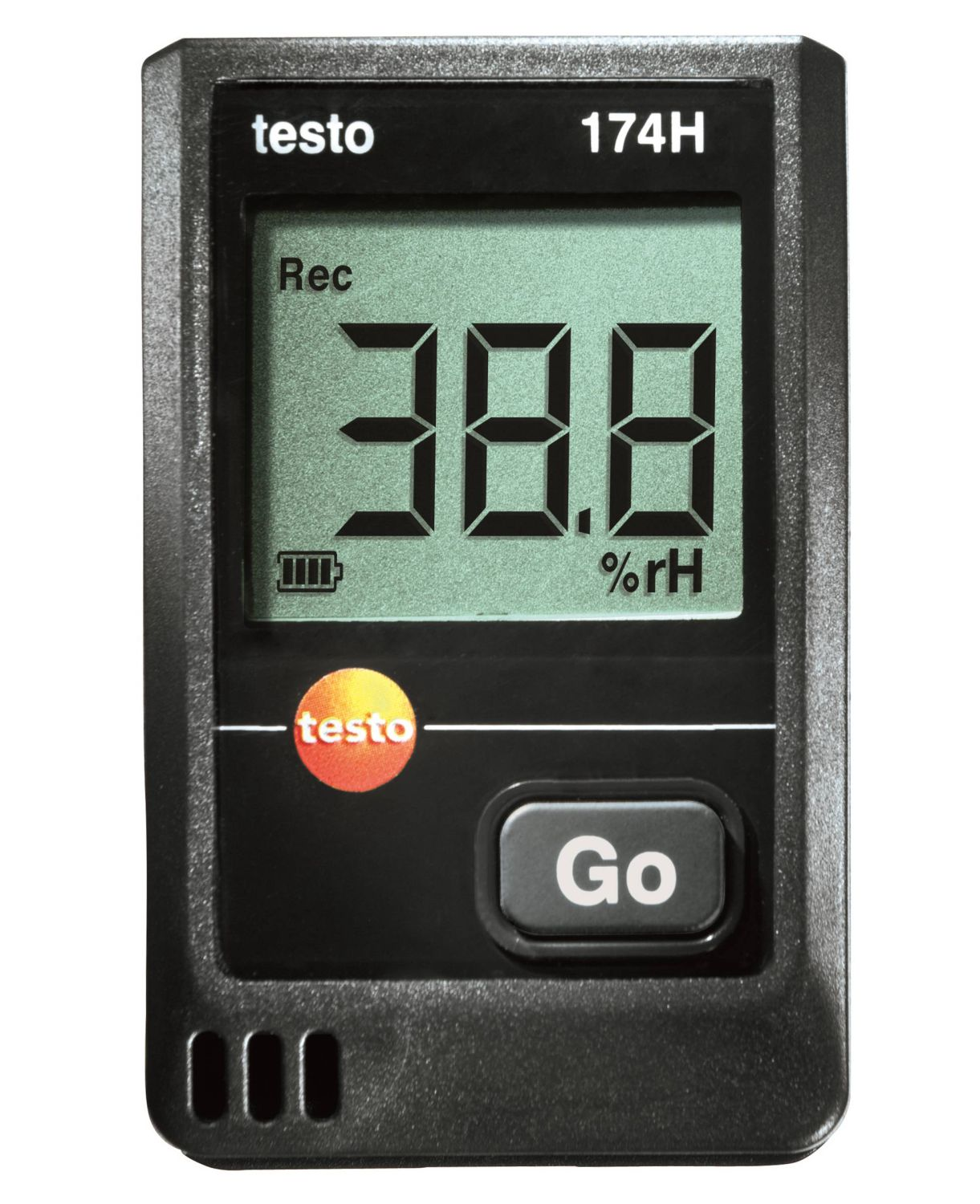 Testo 174 H set - Mini data logger for temperature and humidity in a set
