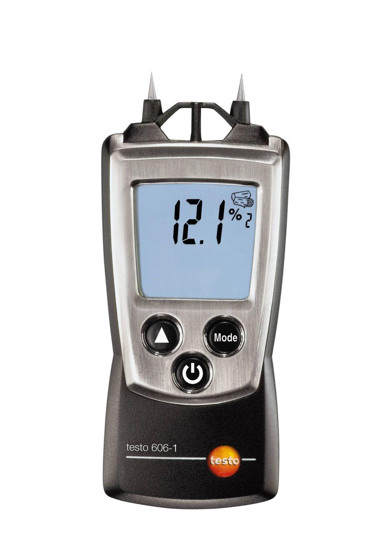 Testo 606-1 - Pocket Sized Moisture Meter For Material Moisture