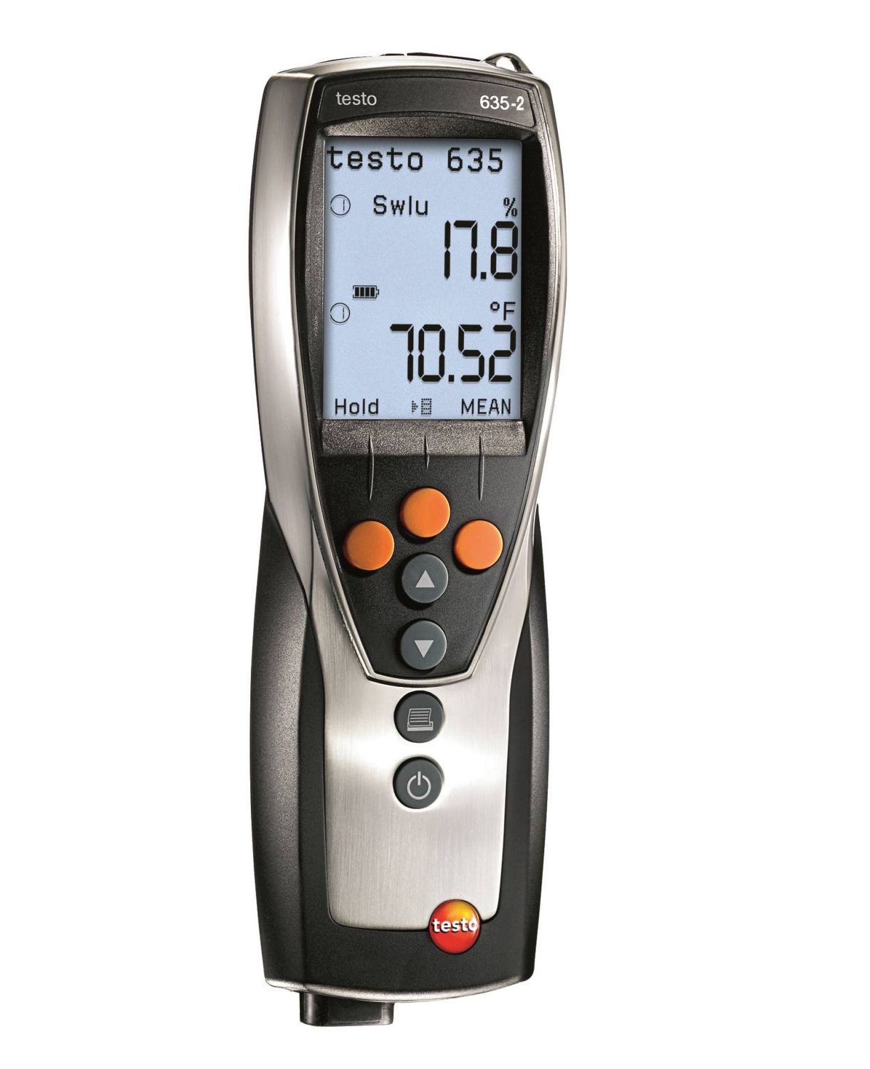 Testo 635-2 - Temperature and humidity measuring instrument