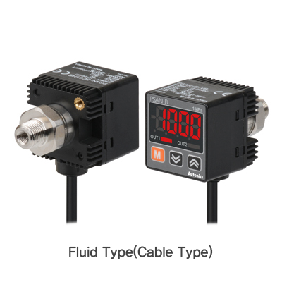 Compact Digital Pressure Sensors (PSAN-B1H-9/16-18UNF)