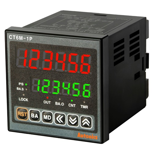 Programmable counter/timers (CT6M-1P2)