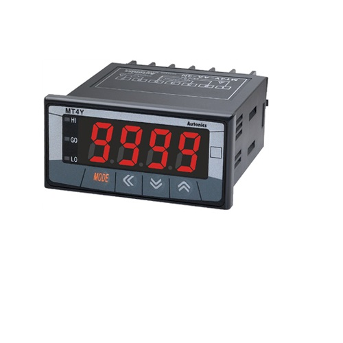 DIN W72×H36mm, W96×H48mm, Digital Multi Panel Meter(MT4W-AA-10)