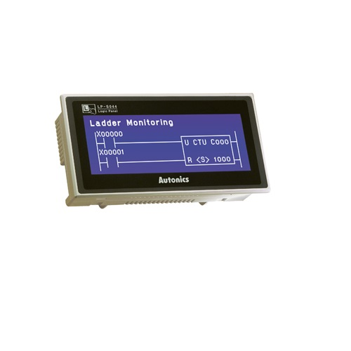 Highly economical solution for PLC function incorporated touch screen(LP-S044 Series)