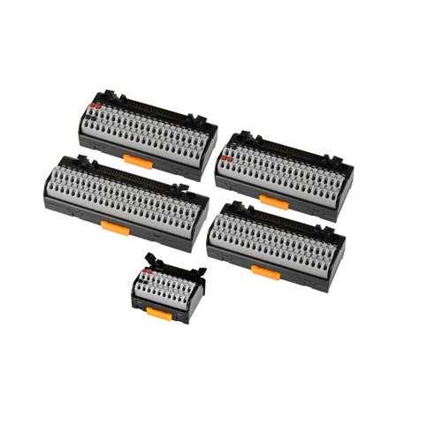 Quick Connect Interface Terminal Blocks (Screwless Push-In Type)AFL-H40