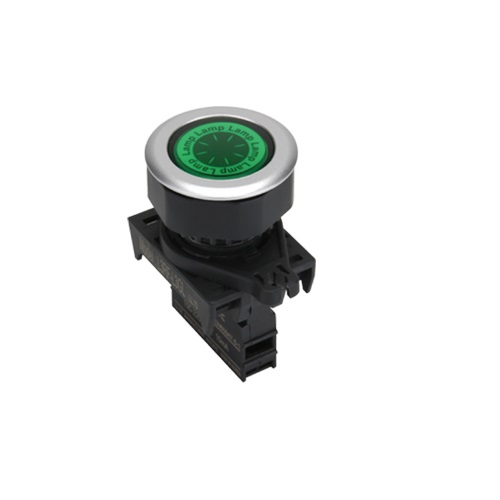 Ø30 FLAT TYPE Pilot lamps (Flush) -L3RF-L3GD