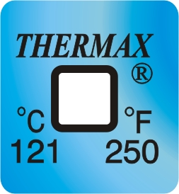 Thermax Encapsulated Indicators range 121 deg c