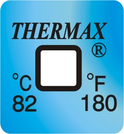 Thermax Encapsulated Indicators range 82 deg c
