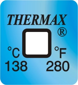 Thermax Encapsulated Indicators range 138 deg c