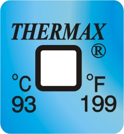 Thermax Encapsulated Indicators range 93 deg c
