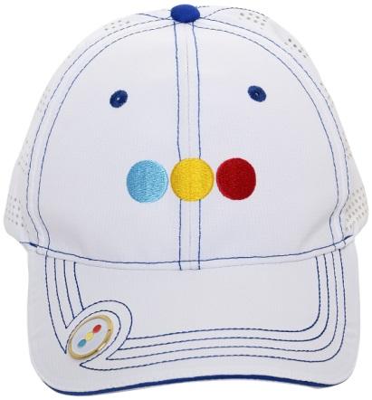 Unisex Polyester Golf Cap