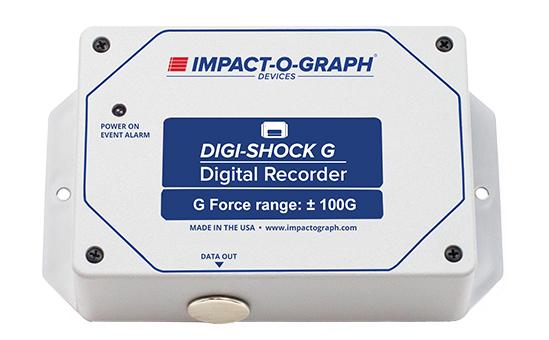Digi-Shock G Impact & Recorder