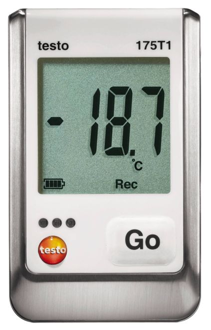 Testo 175 T1 - Single Channel Temperature data logger