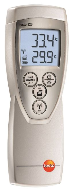 Testo 926 - Temperature Measuring Instrument