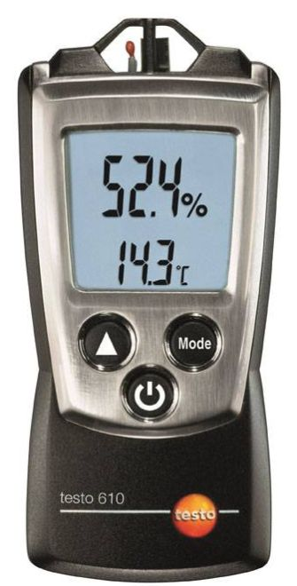 Testo 610 - Thermo-Hygrometer