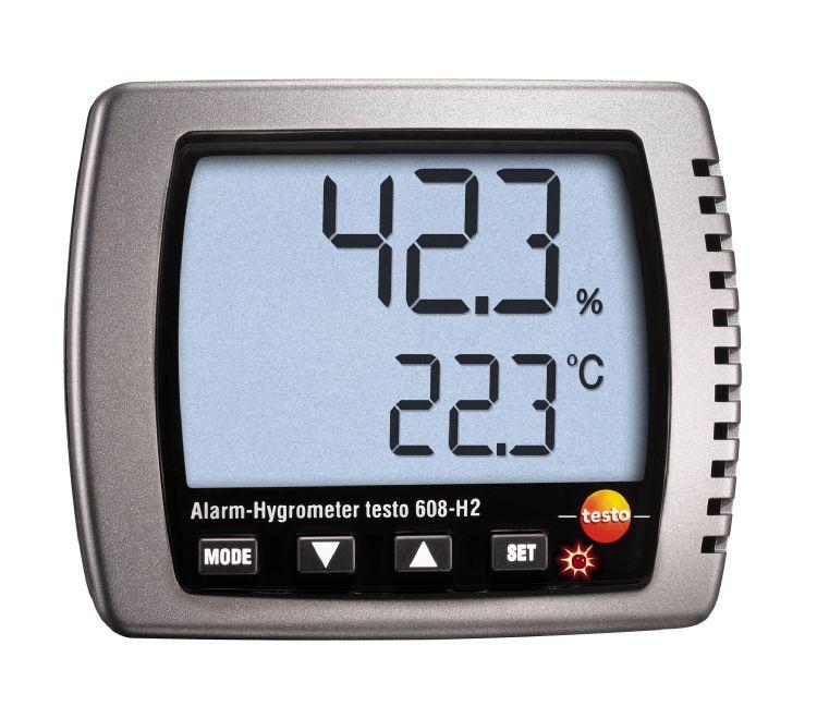 Testo 608-H2 - Thermo Hygrometer