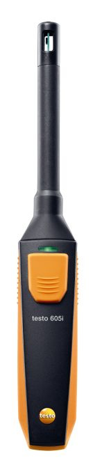 Testo 605 I - Thermohygrometer With Smartphone Operation