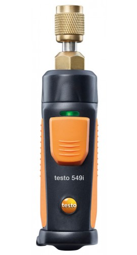 Testo 549 I - High-Pressure Measuring Instrument With Smartphone Operation