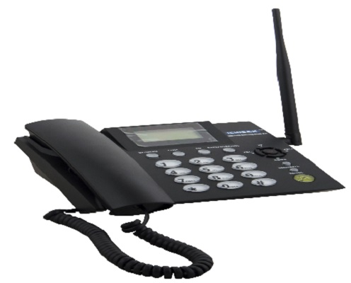 ICHIBAN Dual SIM Fixed Wireless Phone JT-G with GPRS