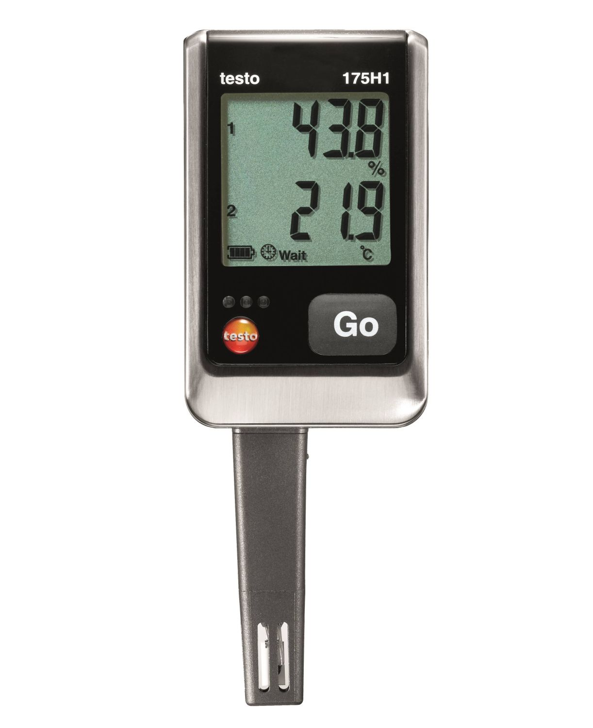 Testo 175 H1 - Temperature and humidity data logger