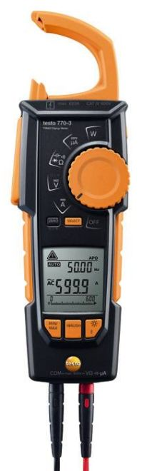 Testo 770-3 - Clamp meter