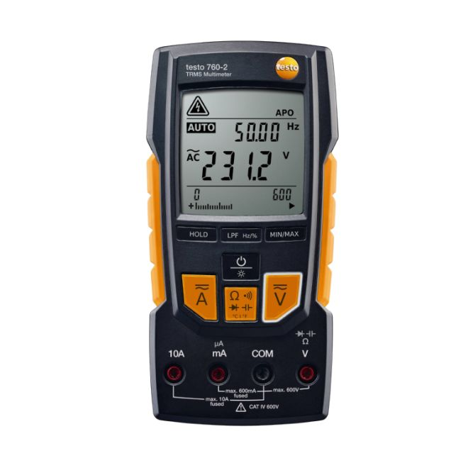 Testo 760-2 - Digital multimeter