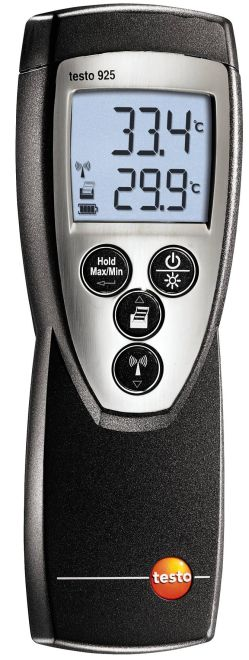 Testo 925 - temperature thermometer
