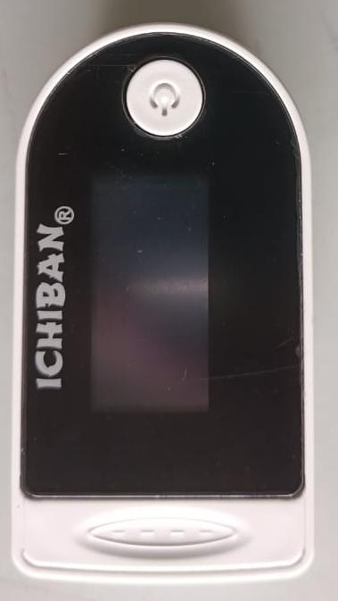 ICHIBAN Pulse Oximeter OLED
